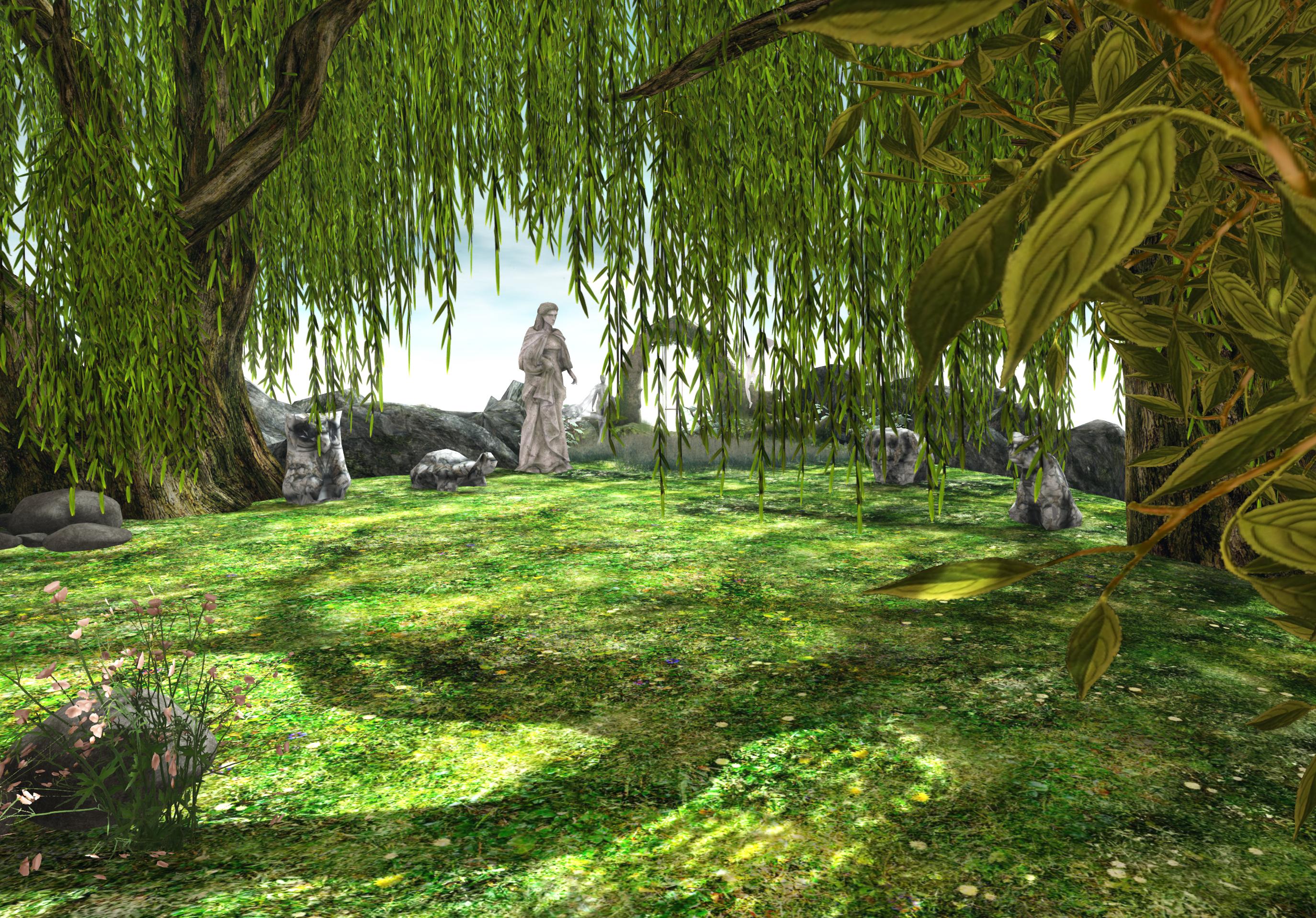 Charmant Serenity Garden