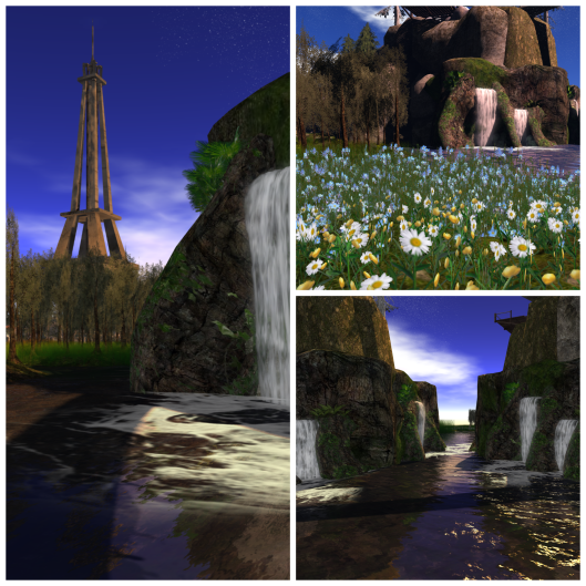 Aspen Fell Collage